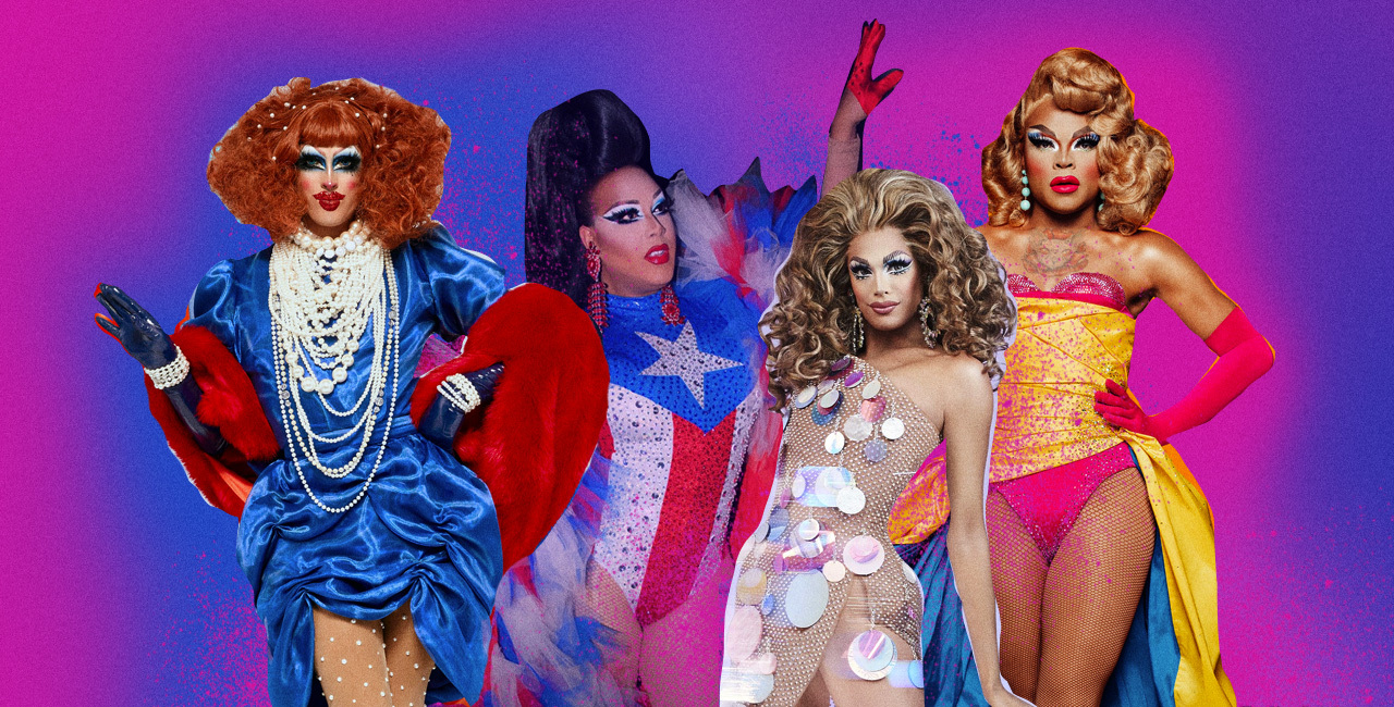 10 Latina Queens Who Slayed It on 'RuPaul's Drag Race'
