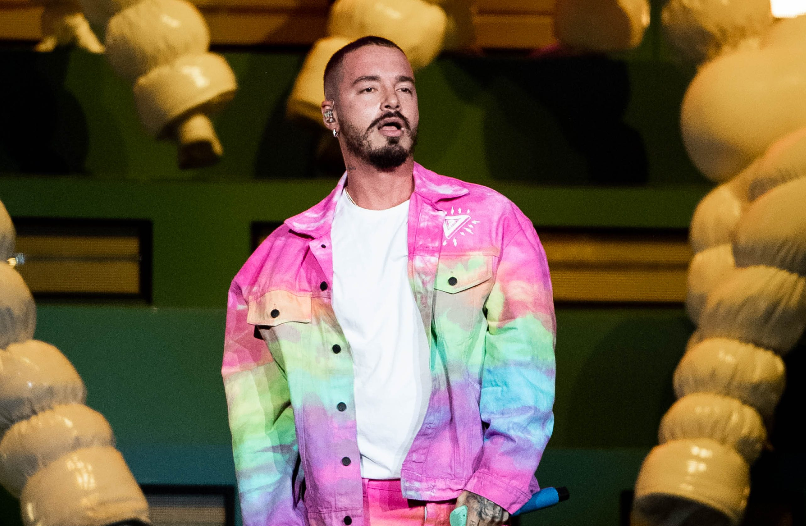J Balvin's Home Has a Surprisingly Minimalist Vibe
