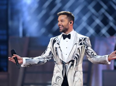 'All Minorities Will Benefit': Ricky Martin on the Black Lives Matter Movement & More