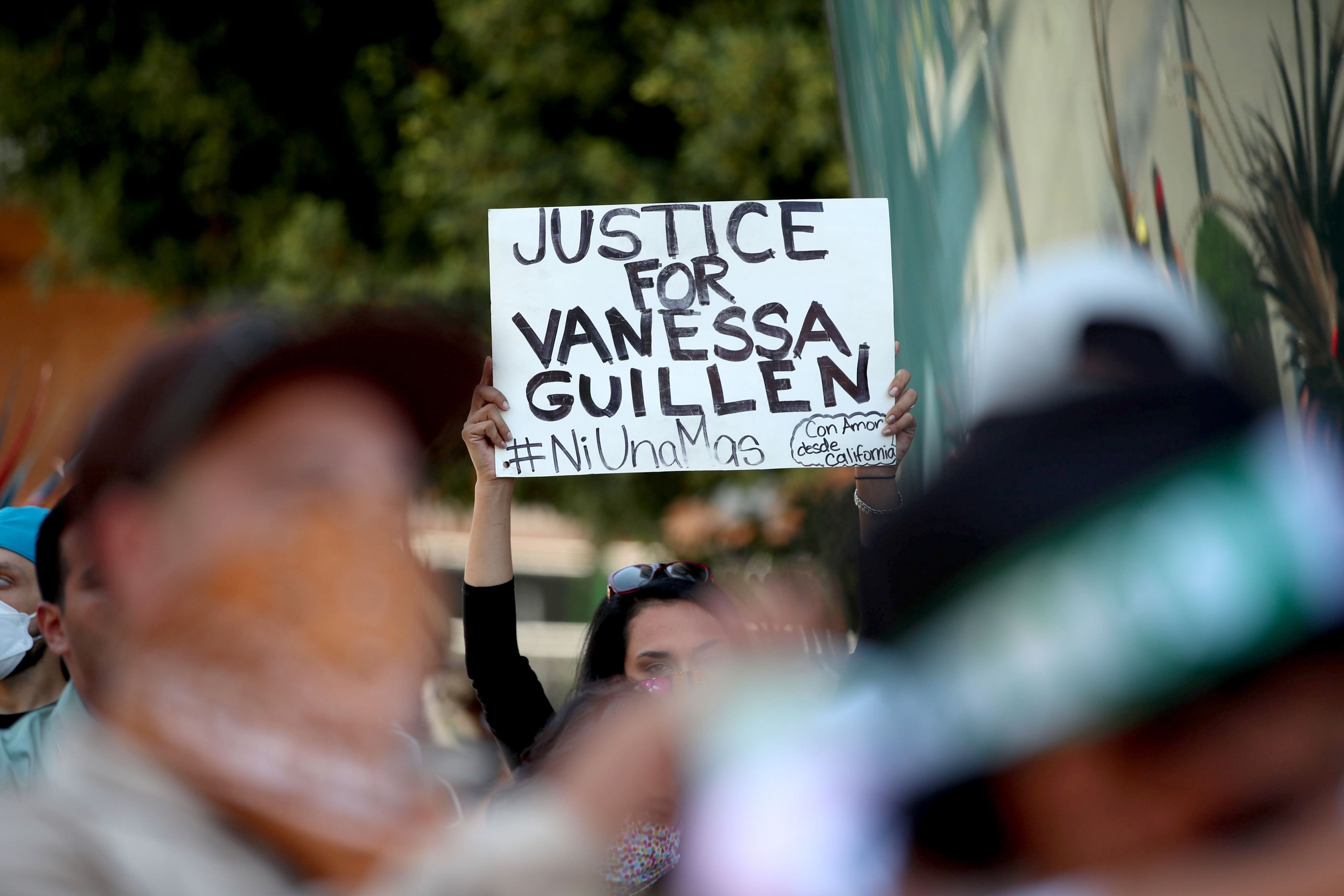 Vanessa Guillen's Family Takes Fight for Sexual Harassment Reform in the Military to the White House