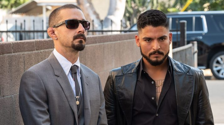 Shia LeBeouf Plays a 'Whiteboy Who Grew Up With Raza' in The Tax Collector