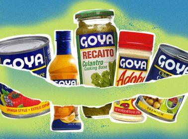 Pantries Across the Diaspora Say Goodbye to Goya Products
