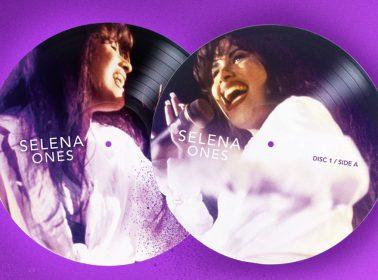 Selena Tops Billboard's Vinyl Albums Chart With 'Ones' Re-Release