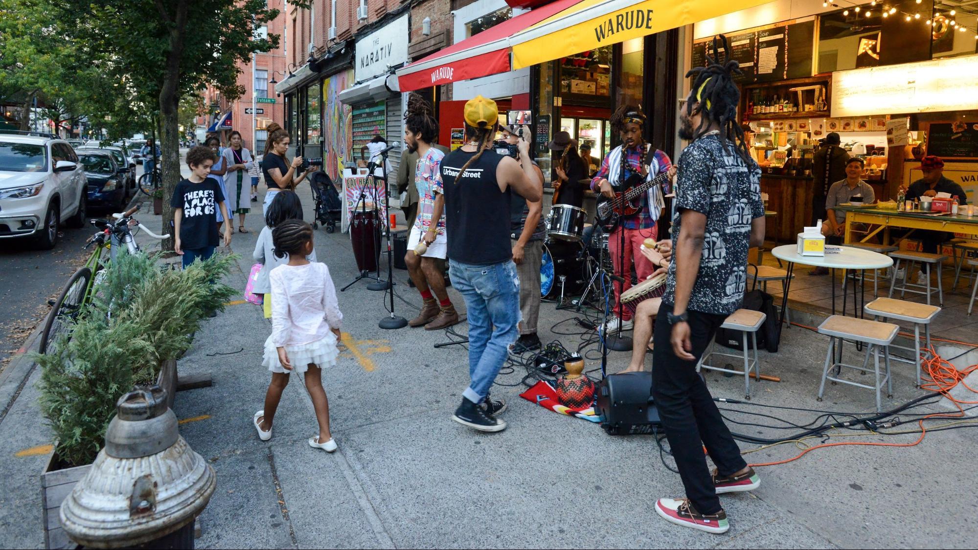 Urbano Street Is Documenting NYC's Underground