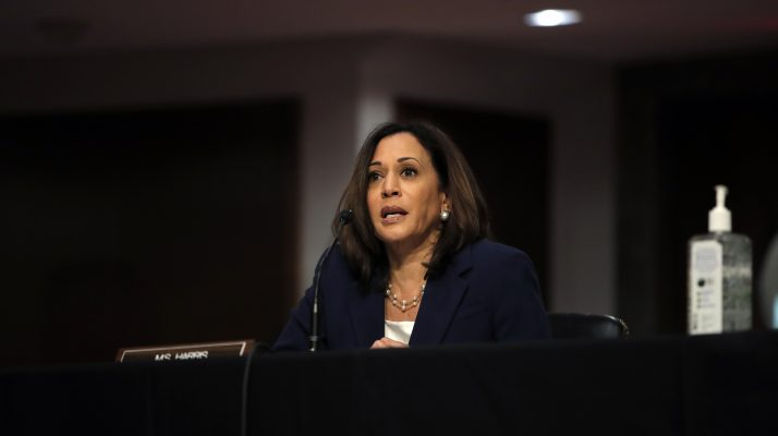 Las Notis: Kamala Harris Releases First Campaign Ad as Joe Biden's VP Pick, the Latinx Debate Continues & More