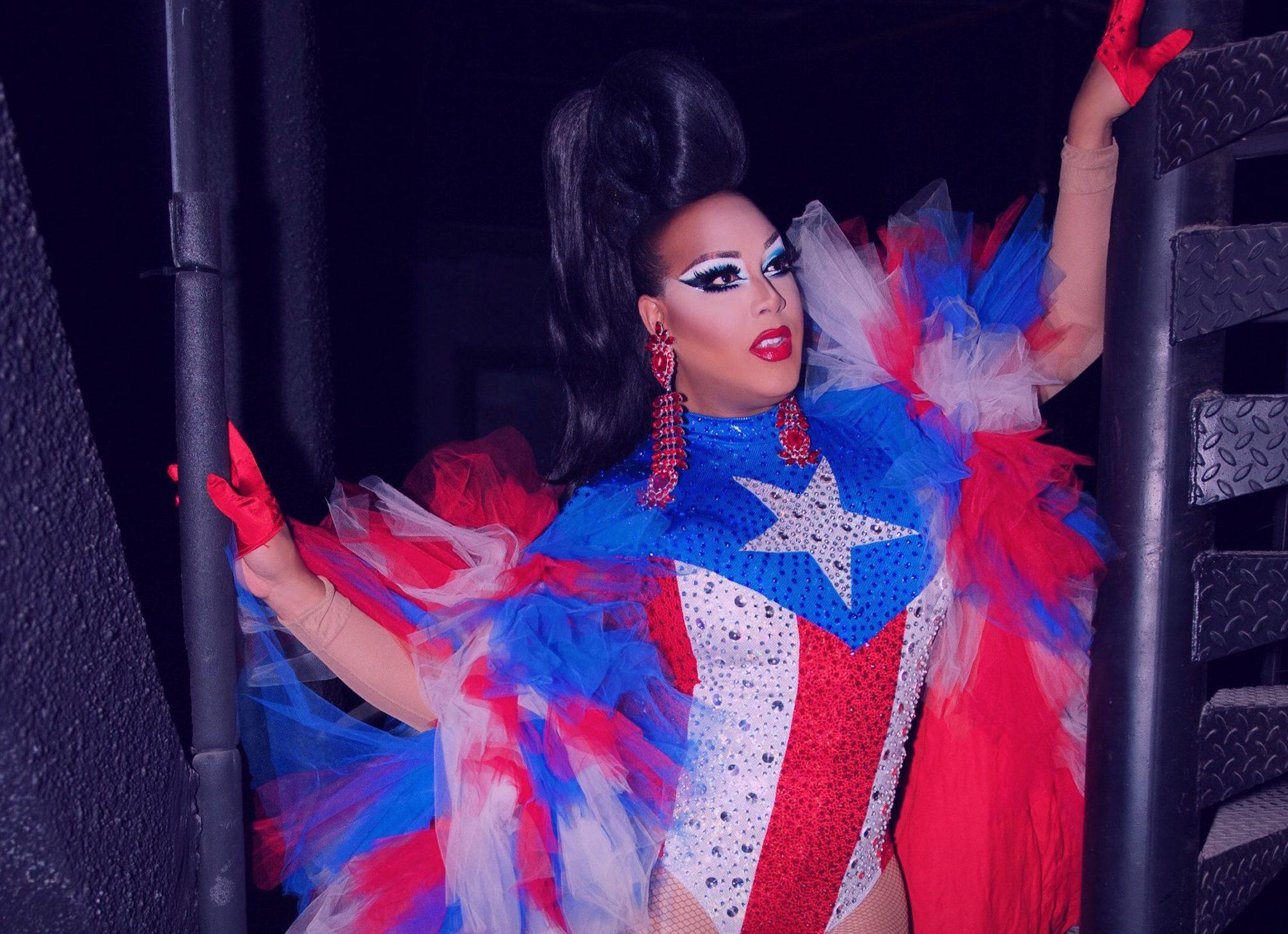 Alexis Mateo on Representing Boricuas on 'Rupaul's Drag Race' & More