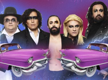 Moderatto Performs Record-Breaking Drive-In Show In Mexico