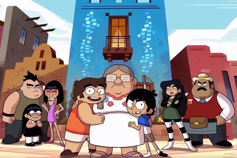 Cartoon Network Celebrates Hispanic Heritage Month With ...