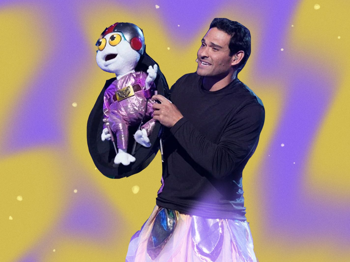 Check Out New York Jets' Mark Sanchez as the Baby Alien on ...