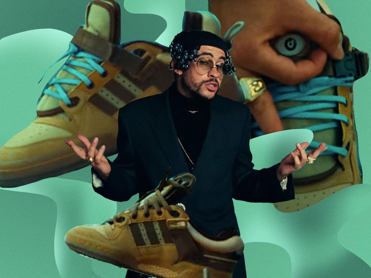 Bad Bunny Debuts New Adidas Sneakers in 'Yo Visto Así' Music Video