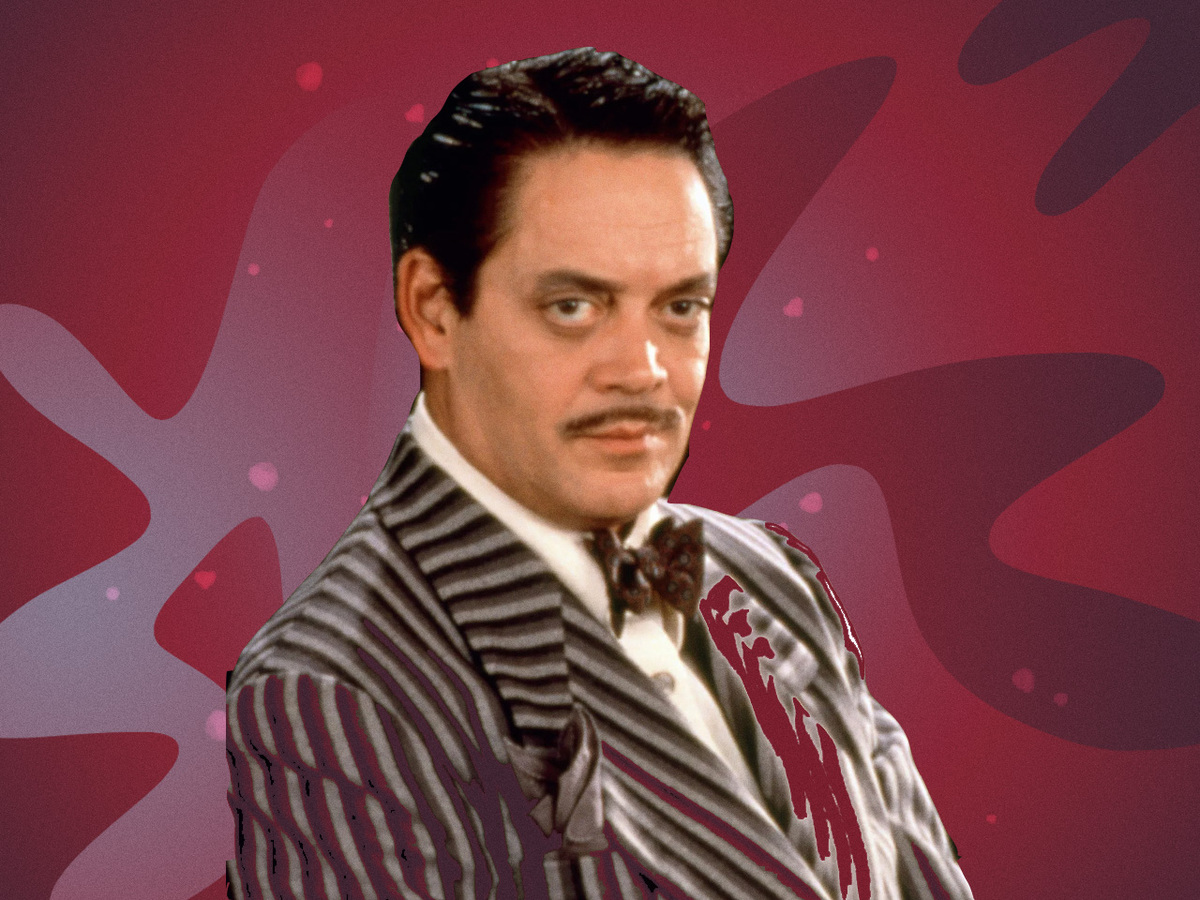 Forget Johnny Depp! Cast a Latino To Play Gomez in Netflix's 'Addams  Family' Reboot