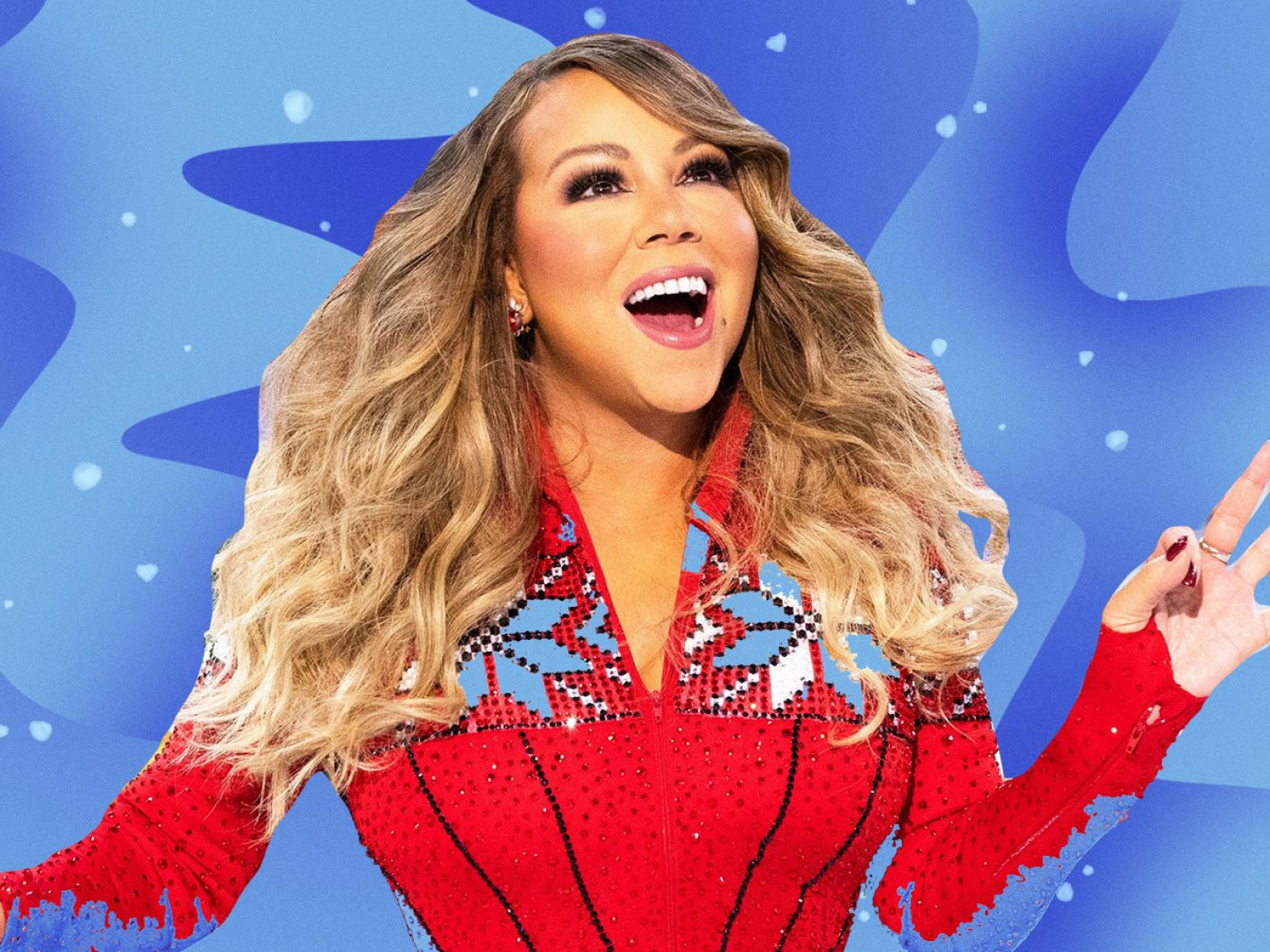 Mariah Carey talks magical Christmas special, spreading 'holiday spirit' amid pandemic