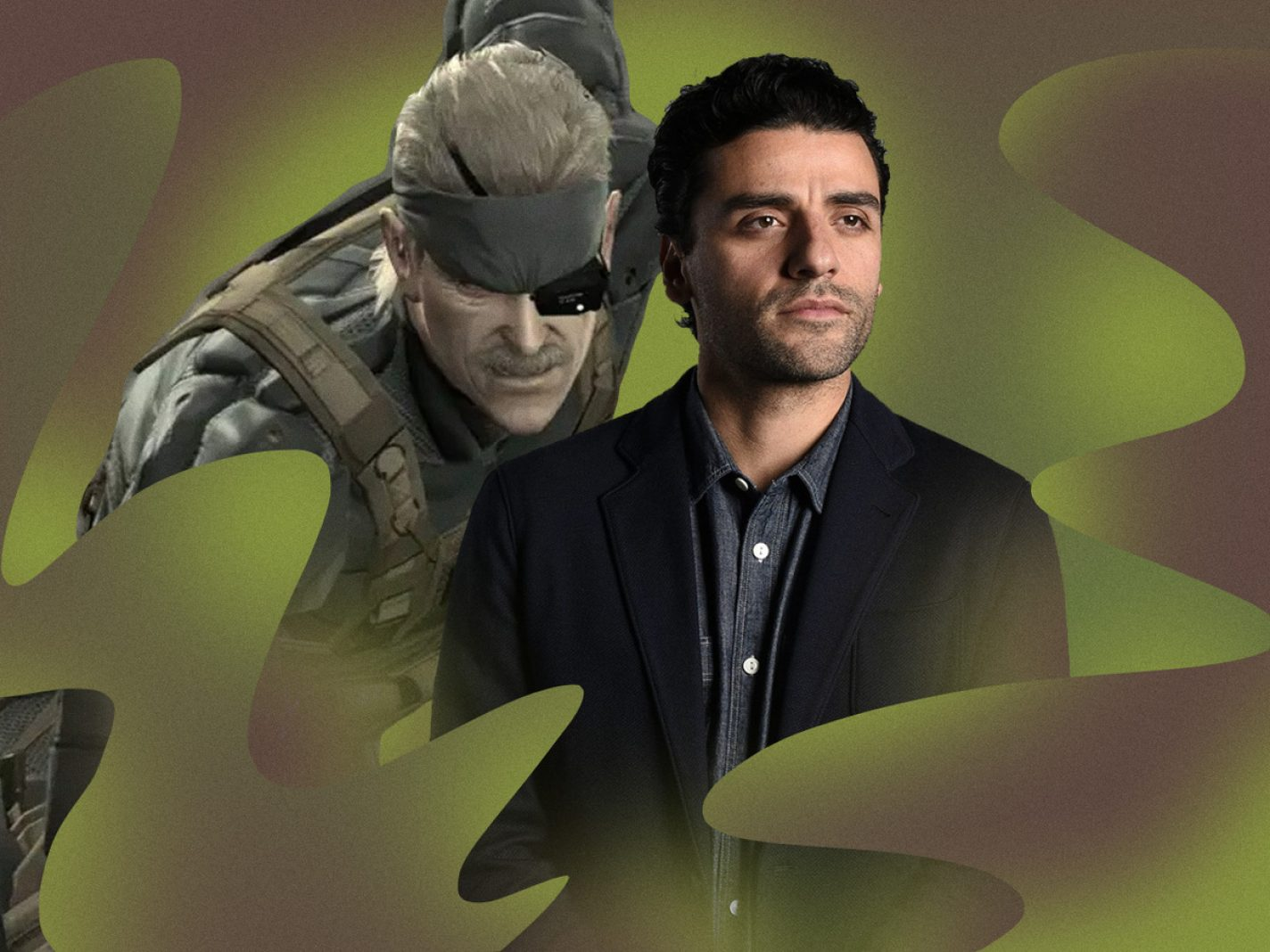 Oscar Isaac Will Be Solid Snake in Upcoming Metal Gear Movie