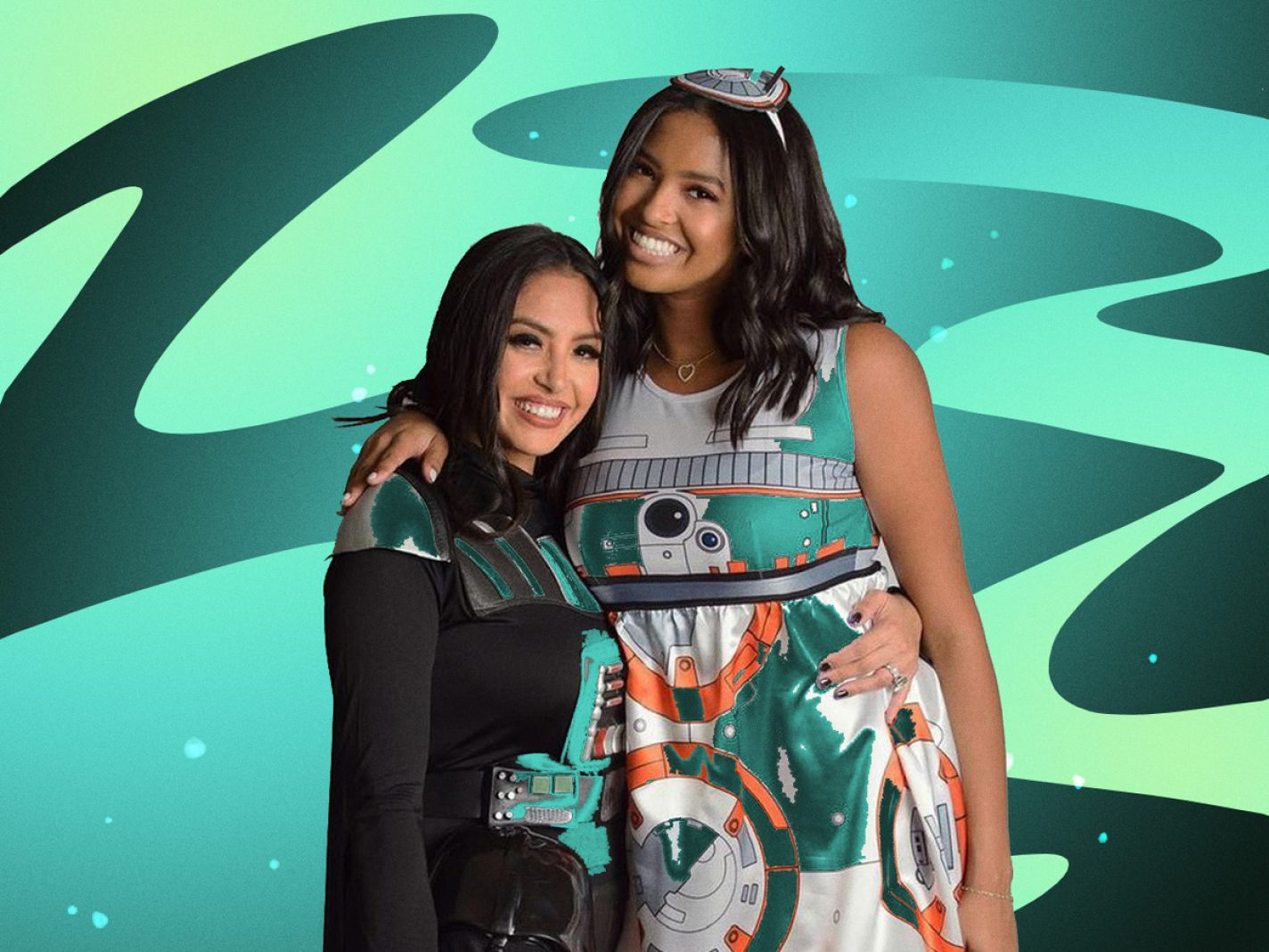 Vanessa Bryant Posts Sweet 18th Birthday Note To Oldest Daughter