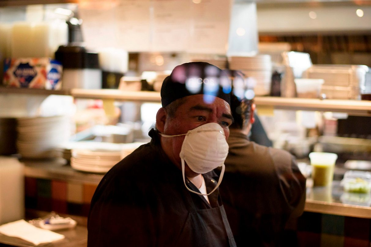 Mexican Restaurant in Texas Threatened for Keeping Mask Mandate but Doesn't Back Down