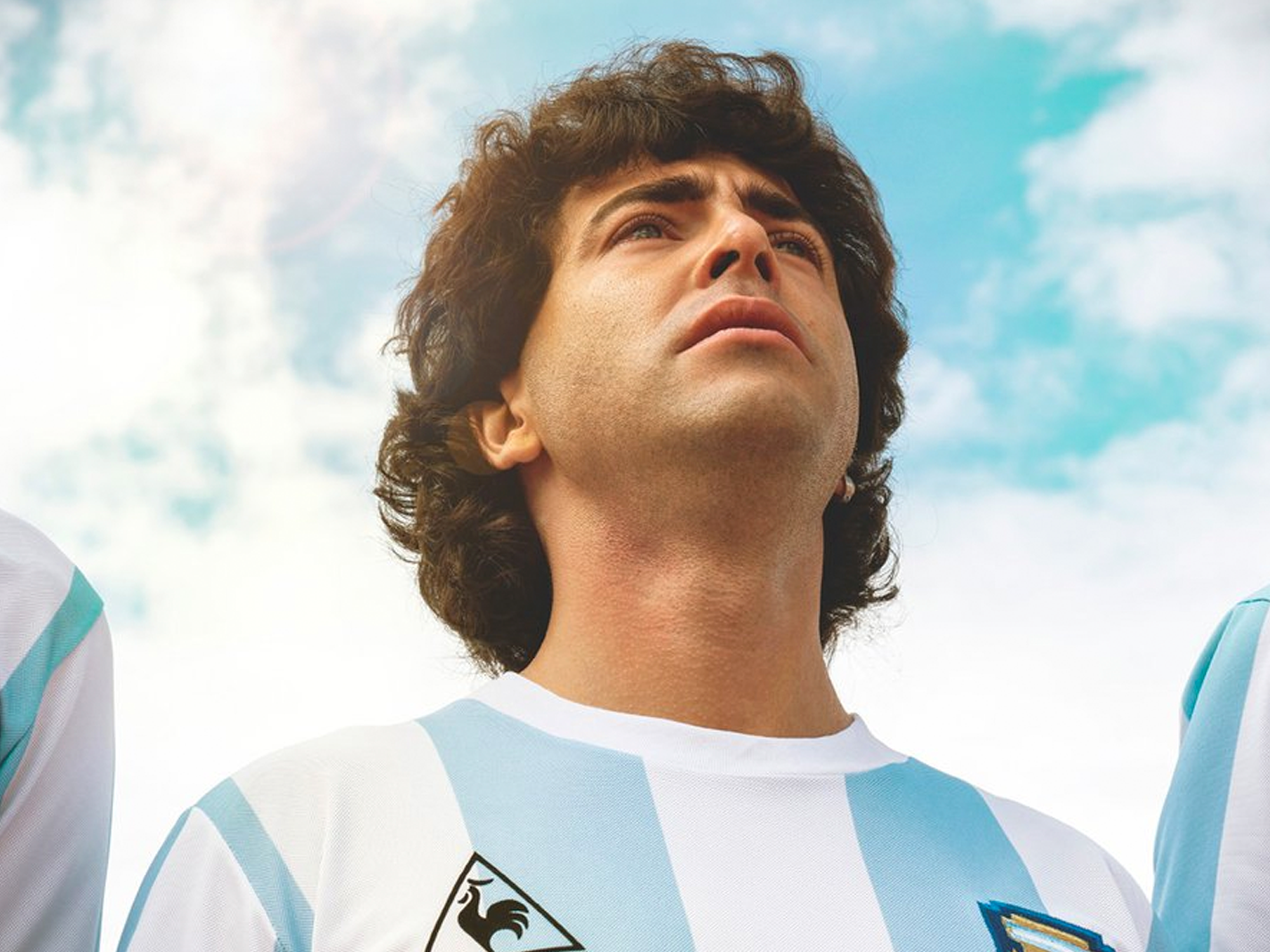 Watch the First Trailer for Amazon Prime's 'Maradona: Blessed Dream' Biopic  Series